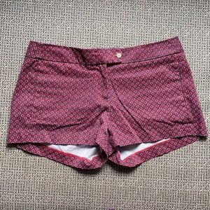 J Crew Stretch Printed Shorts 8